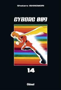 Cyborg 009. Volume 14