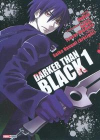 Darker than black. Volume 1