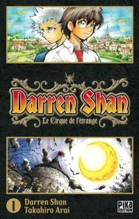 Darren Shan. Volume 1, Le cirque de l'étrange