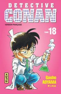 Détective Conan. Volume 18