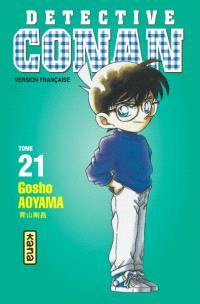 Détective Conan. Volume 21