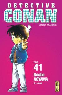 Détective Conan. Volume 41