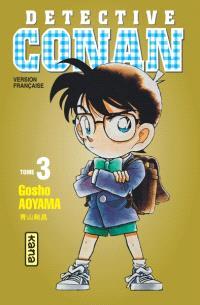 Détective Conan. Volume 3