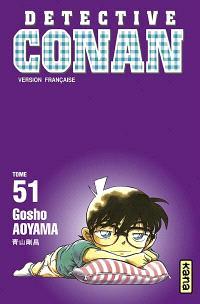 Détective Conan. Volume 51