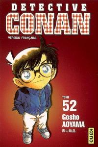 Détective Conan. Volume 52