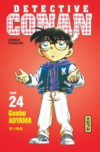 Détective Conan. Volume 24
