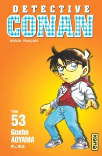 Détective Conan. Volume 53