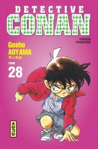 Détective Conan. Volume 28