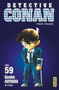 Détective Conan. Volume 59