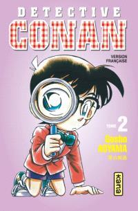 Détective Conan. Volume 2