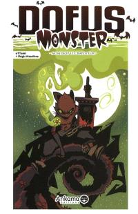 Dofus monster. Volume 5, Nomekop le crapoteur