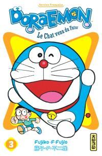 Doraemon : le chat venu du futur. Volume 3