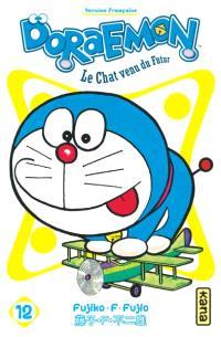 Doraemon : le chat venu du futur. Volume 12