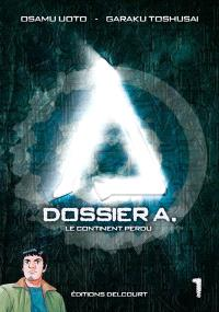 Dossier A. Volume 1