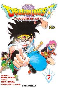 Dragon Quest : la quête de Daï. Volume 7
