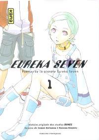 Eureka Seven : poèmes de la planète Eureka Seven. Volume 1