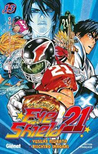 Eye shield 21. Volume 13, Qui est le urai