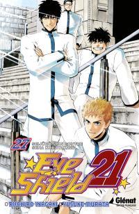 Eye shield 21. Volume 27, Seijuro shin contre Sena Kobayakawa