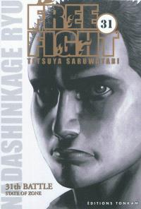 Free fight. Volume 31