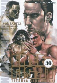 Free fight. Volume 30, The master of monster foot : 30th battle