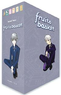 Fruits basket = Une corbeille de fruits : tomes 7 à 12