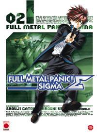 Full metal panic !. Volume 2
