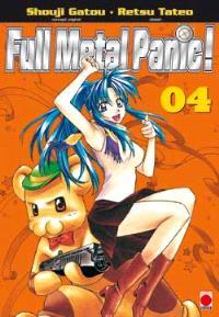 Full metal panic !. Volume 4