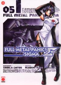 Full metal panic ! : sigma. Volume 5