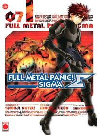 Full metal panic ! : sigma. Volume 7