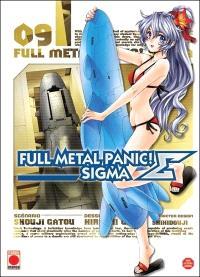 Full metal panic ! : sigma. Volume 9