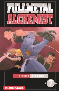 Fullmetal alchemist. Volume 7