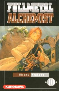 Fullmetal alchemist. Volume 10