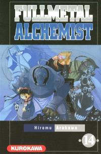 Fullmetal alchemist. Volume 14