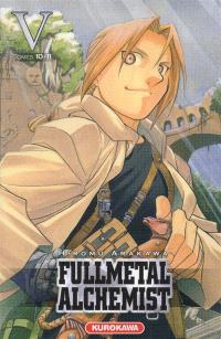 Fullmetal alchemist. Volume 5, Tomes 10, 11