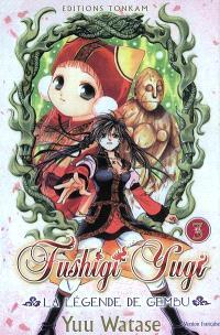 Fushigi Yugi : la légende de Gembu. Volume 3