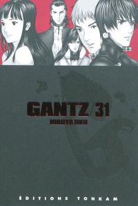 Gantz. Volume 31