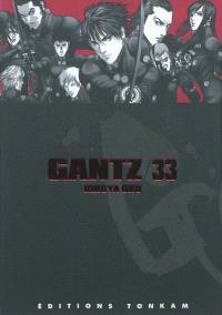Gantz. Volume 33
