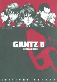 Gantz. Volume 5