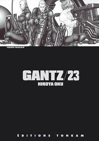 Gantz. Volume 23