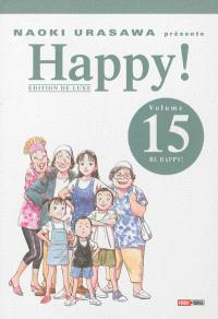 Happy ! : édition de luxe. Volume 15
