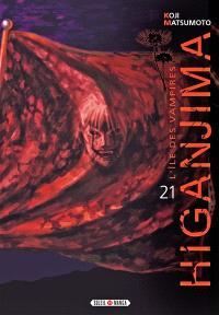 Higanjima : l'île des vampires. Volume 21