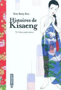 Histoires de kisaeng. Volume 3, Saison après saison
