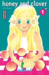 Honey and clover. Volume 1