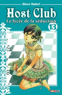 Host club : le lycée de la séduction. Volume 13