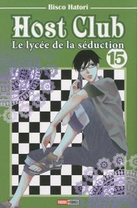 Host club : le lycée de la séduction. Volume 15