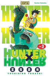 Hunter x Hunter. Volume 3