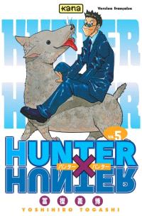 Hunter x Hunter. Volume 5