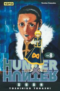 Hunter x Hunter. Volume 8
