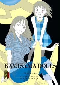 Kamisama dolls. Volume 5