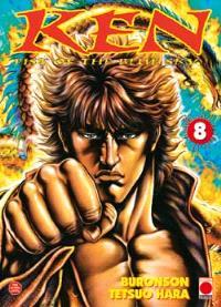 Ken : fist of the blue sky. Volume 8
